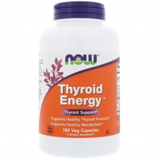 Thyroid Energy, Тироид Энерджи Комплекс - 180 капсул