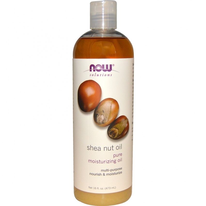 Shea Nut Oil Pure, Масло Ши, Карите 100% натуральное - 473 мл