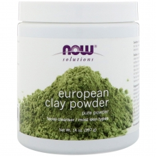 Clay Powder European, Европейская Глина Порошок - 397 г
